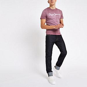Pepe Jeans Stanley - Donkerblauwe jeans
