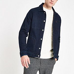 Pepe Jeans dark blue denim jacket