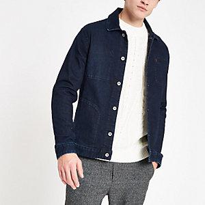 Pepe Jeans - Donkerblauw denim jack
