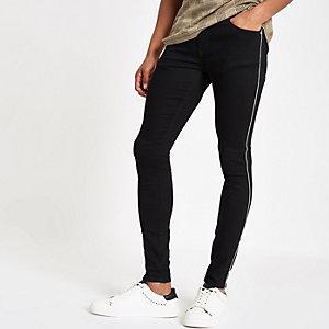 Ollie – Schwarze Skinny Jeans