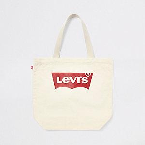 Levi's – Tote Bag in Ecru