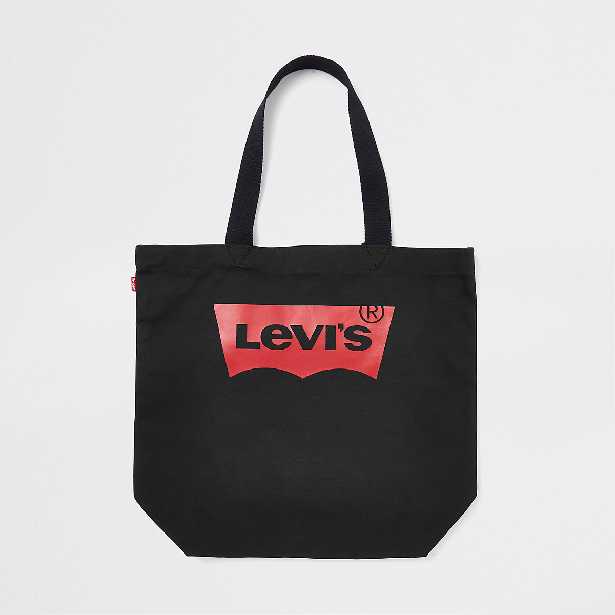 Levi's black tote bag