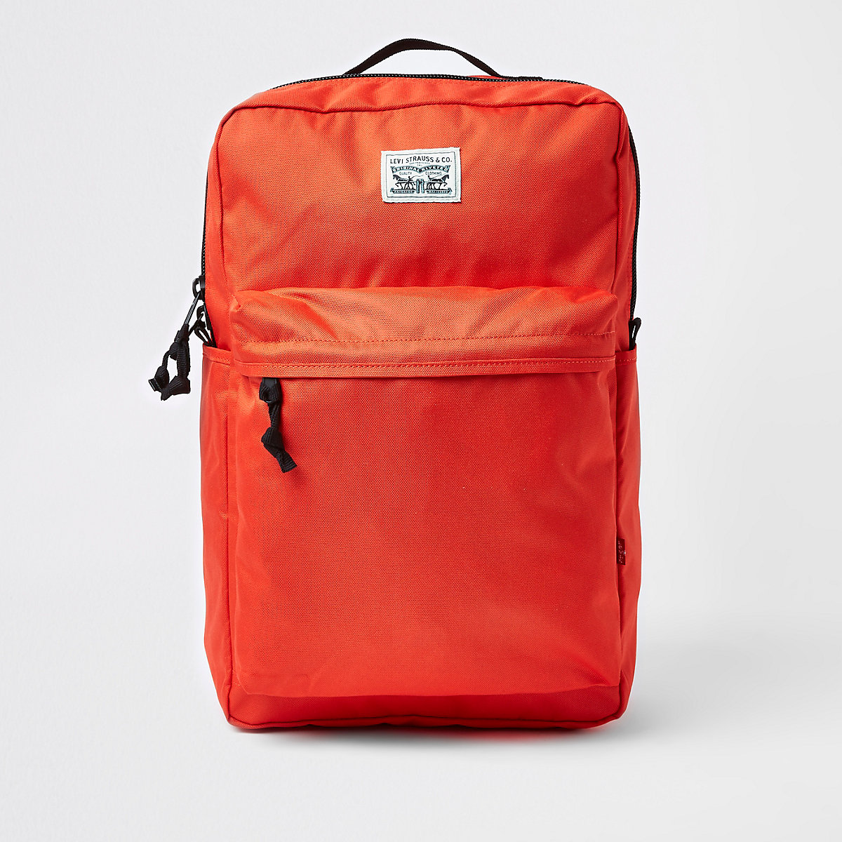 Levi's orange backpack