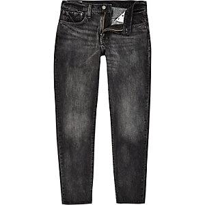 Levi's – 512 – Schwarze Slim Taper Fit Jeans