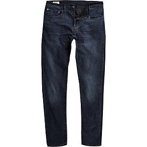 Levi's 512 - Blauwe slim-fit denim jeans