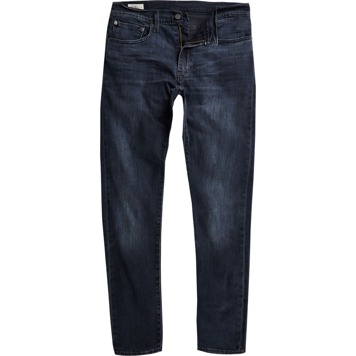 Levi's blue denim 512 slim taper fit jeans