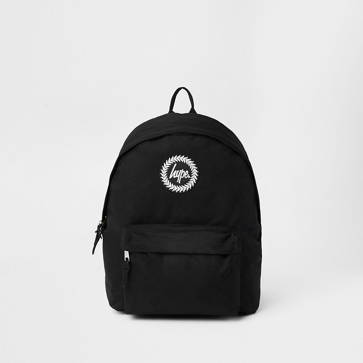 cd737df2fb66 Hype black embroidery backpack - Backpacks   Rucksacks - Bags - men