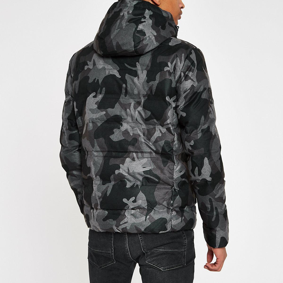 Superdry camo jacket