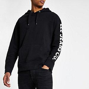 Lee - Zwarte hoodie