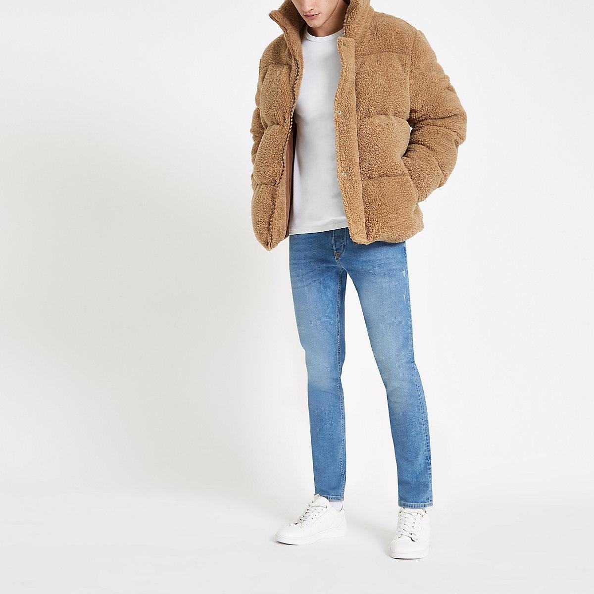 Light blue Dylan slim fit jeans