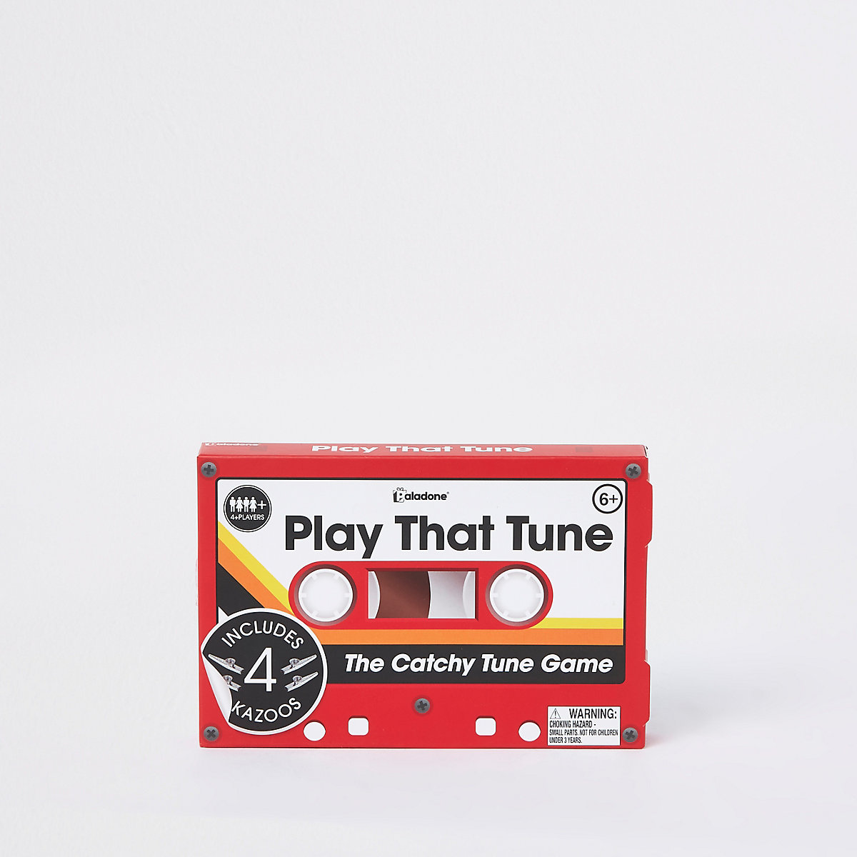 Red play that tune game
