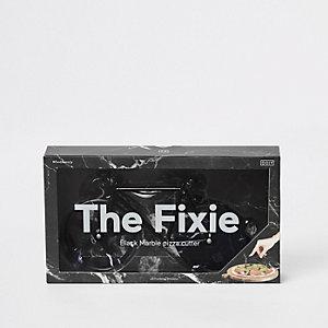 The Fixie – Schwarz melierter Pizzaschneider