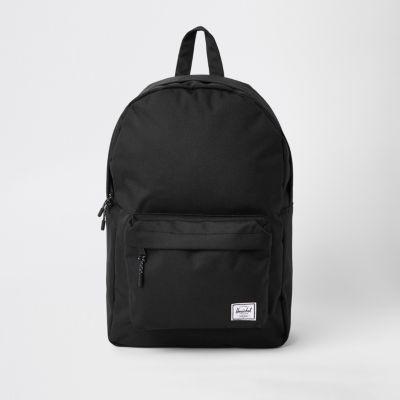 7ae0873adee7 Herschel Classic black backpack - Backpacks   Rucksacks - Bags - men