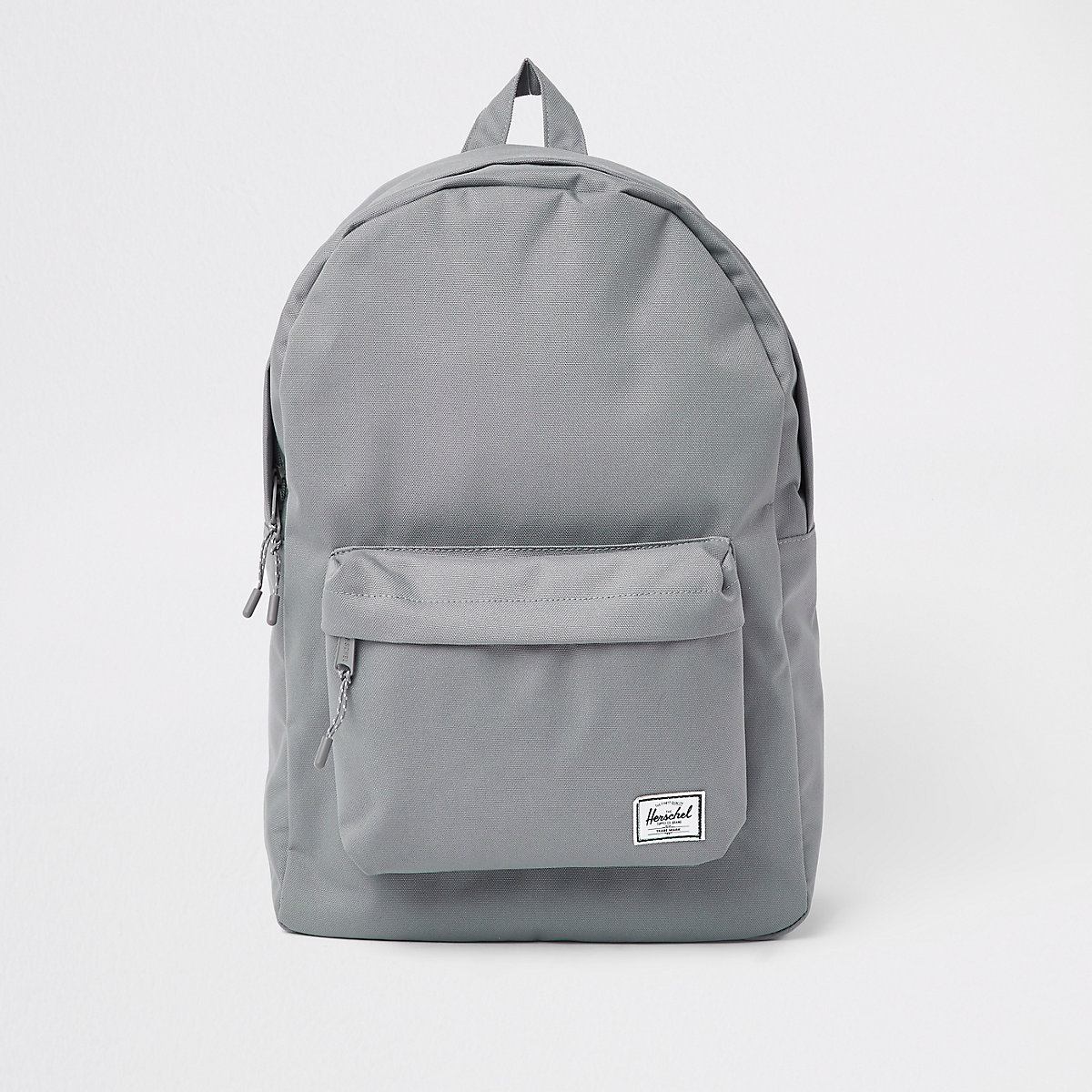 e1a0375a5248 Herschel grey classic backpack - Backpacks   Rucksacks - Bags - men