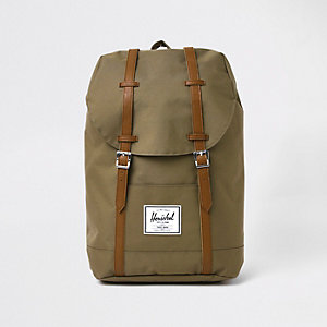 Herschel – Retreat – Sac à dos grège