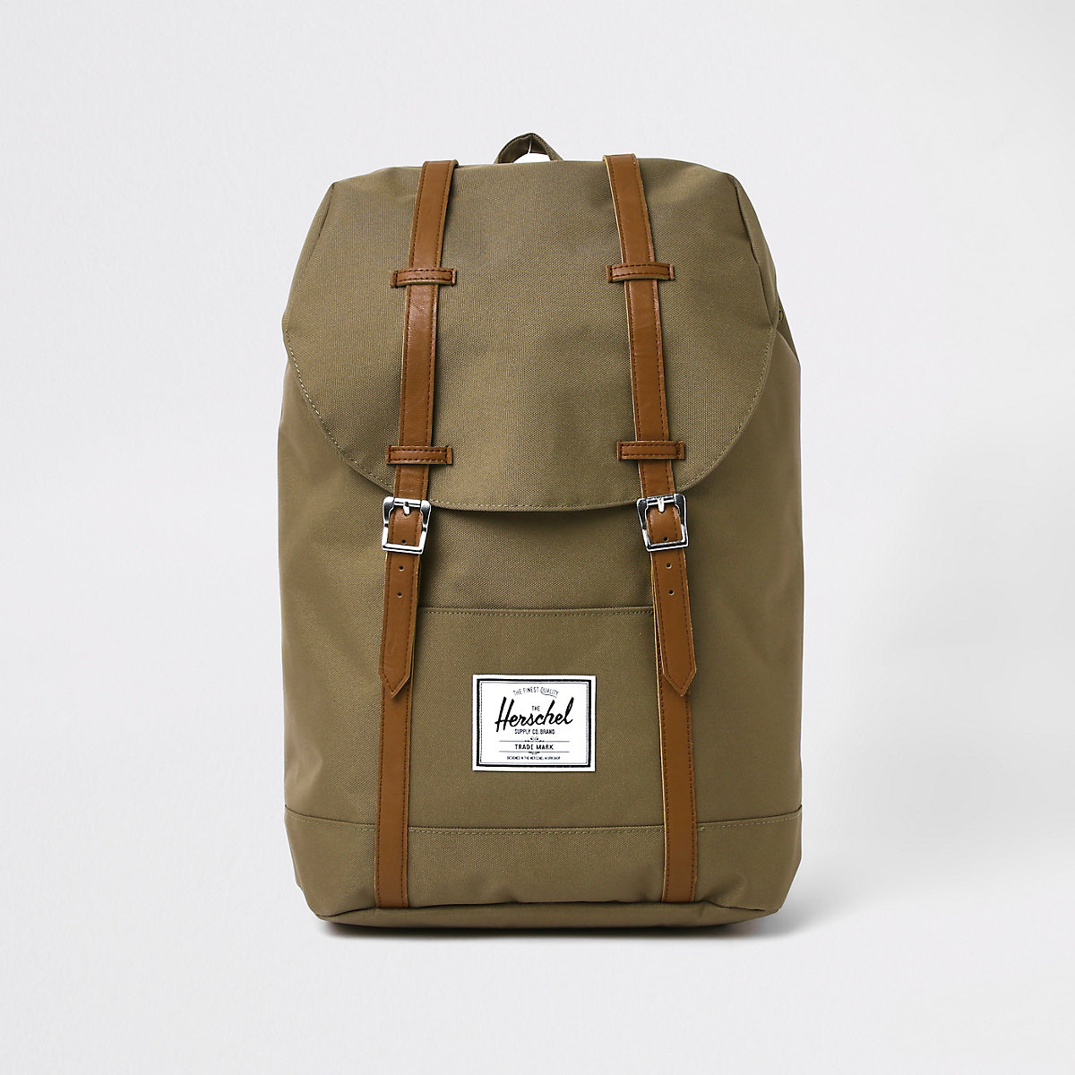 fa16ee2eb65c Herschel stone Retreat stone backpack - Backpacks   Rucksacks - Bags - men