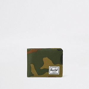 Herschel – Roy – Geldbörse mit Camouflage-Muster