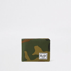 Herschel – Roy – Portefeuille motif camouflage