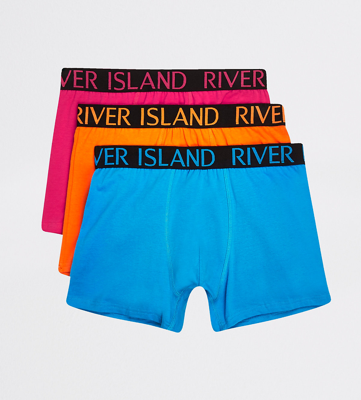 Pink RI trunks 3 pack