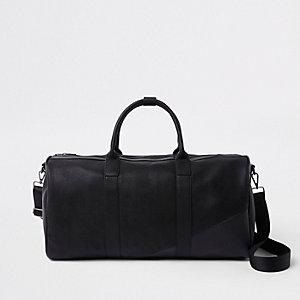 Black holdall bag