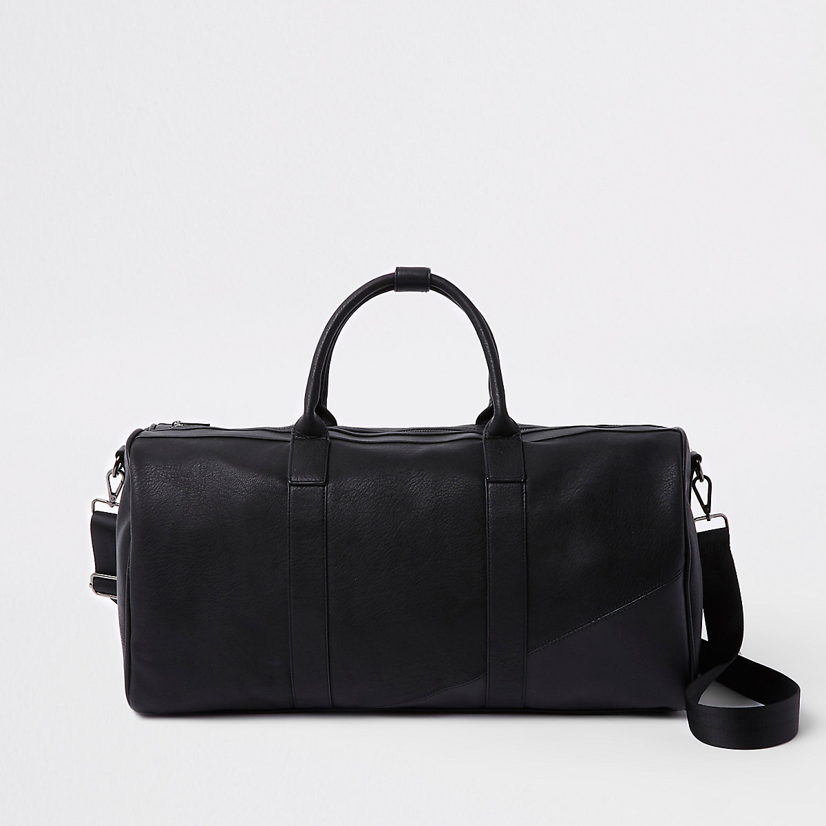 Black holdall bag