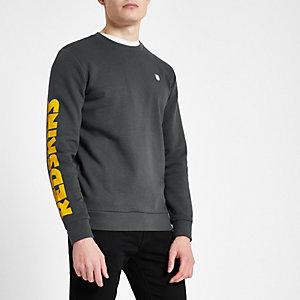 Grey NFL Redskins sweatshirt