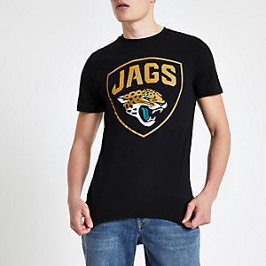 Only & Sons – T-shirt NFL Jags blanc