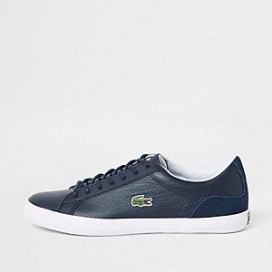 Lacoste – Strukturierte Sneaker zum Schnüren