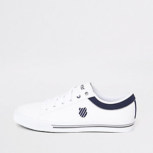 K-Swiss – Bridgeport – Baskets blanches