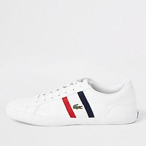 Lacoste Lerond - Witte leren sneakers