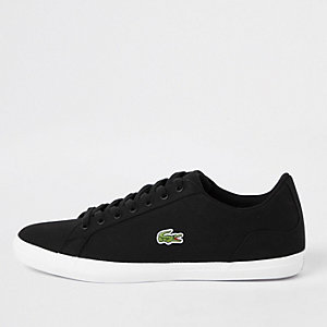 Lacoste Lerond black trainers