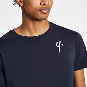 Year Dot - Marineblauw T-shirt