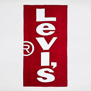 Levi's – Serviette rouge à logo