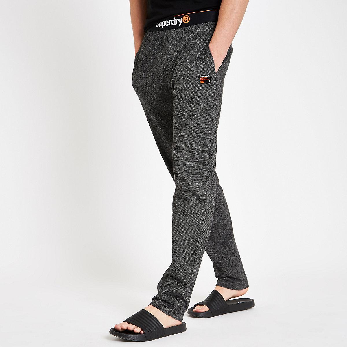 Superdry grey loungewear trousers