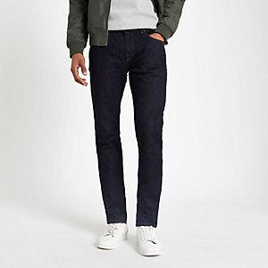 Selected Homme - Blauwe slim-fit jeans