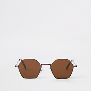 Jeepers Peepers – Braune Sonnenbrille