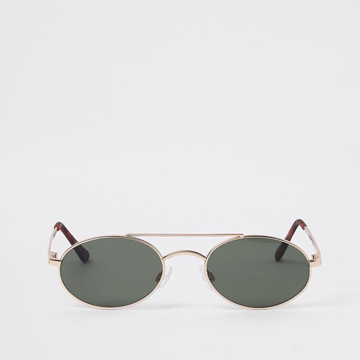 Jeepers Peepers grey aviator sunglasses