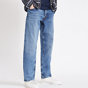 Pepe Jeans blue relaxed Callen jeans