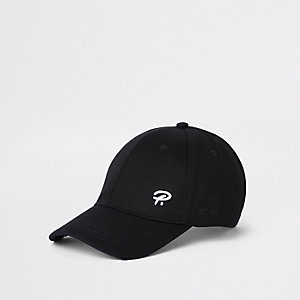 Black 'Prolific' wasp embroidery baseball cap
