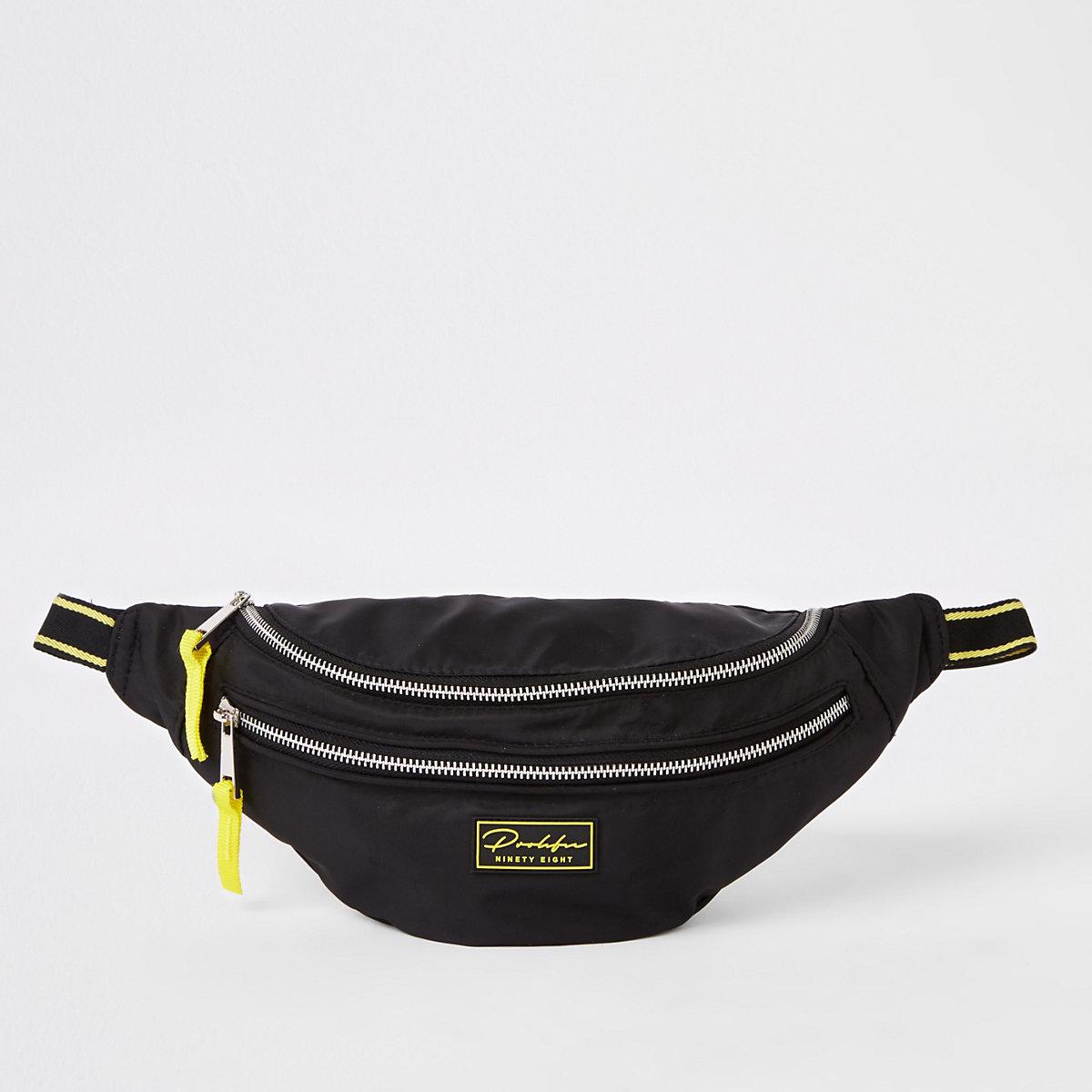 Black 'Prolific' cross body bag