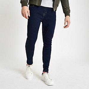 Monkee Genes – Blaue Super Skinny Jeans