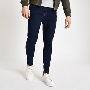 Monkee Genes blue super skinny jeans