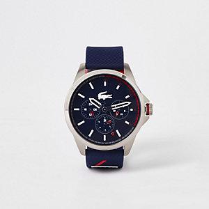 Lacoste – Capbreton – Marineblaue Armbanduhr