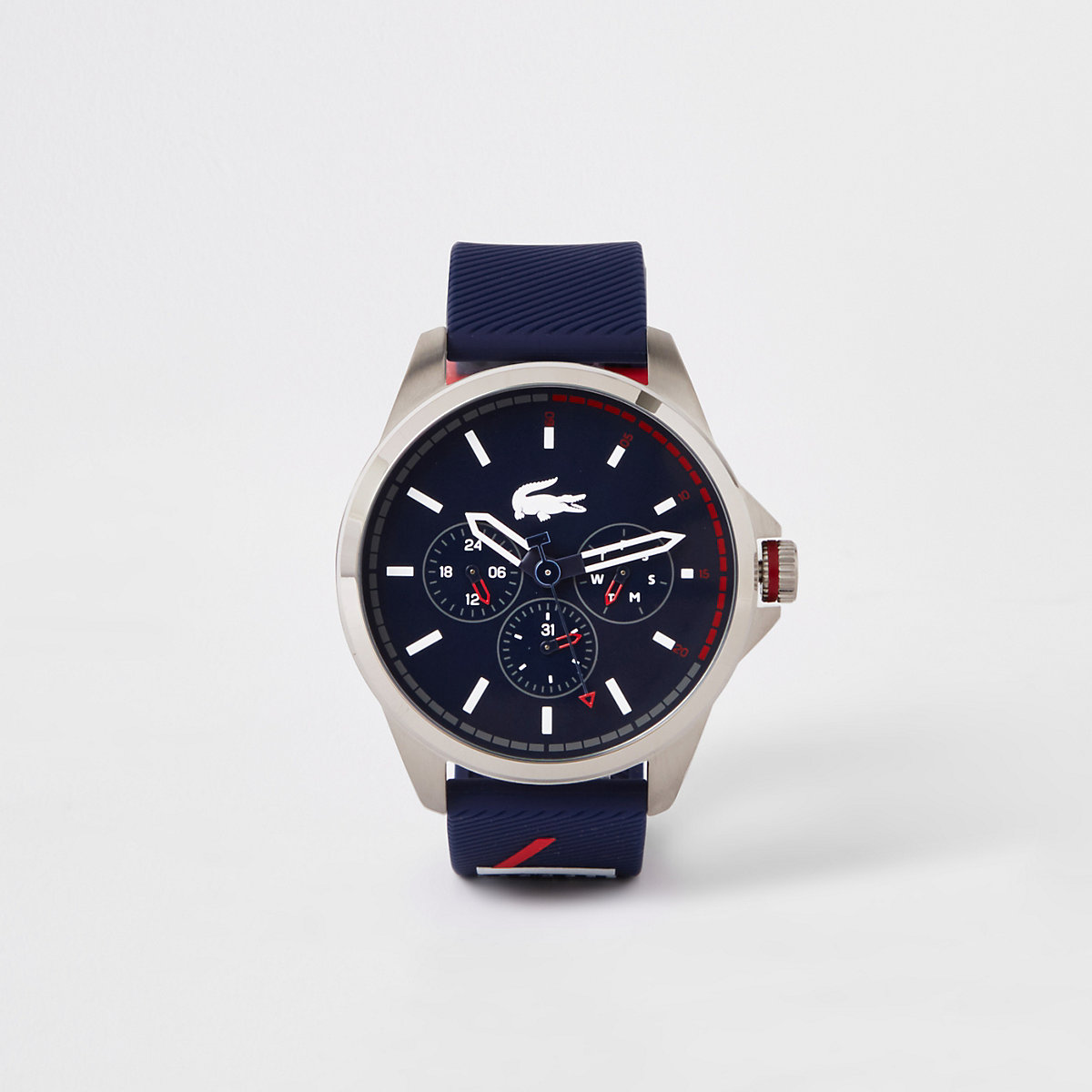 Lacoste navy Capbreton watch