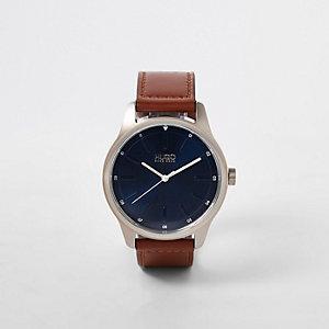 Hugo Boss – Dare – Braune Armbanduhr aus Edelstahl