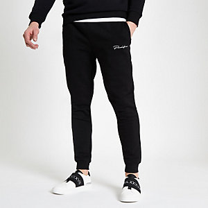 "Schwarze Slim Fit Jogginghose ""Prolific"""