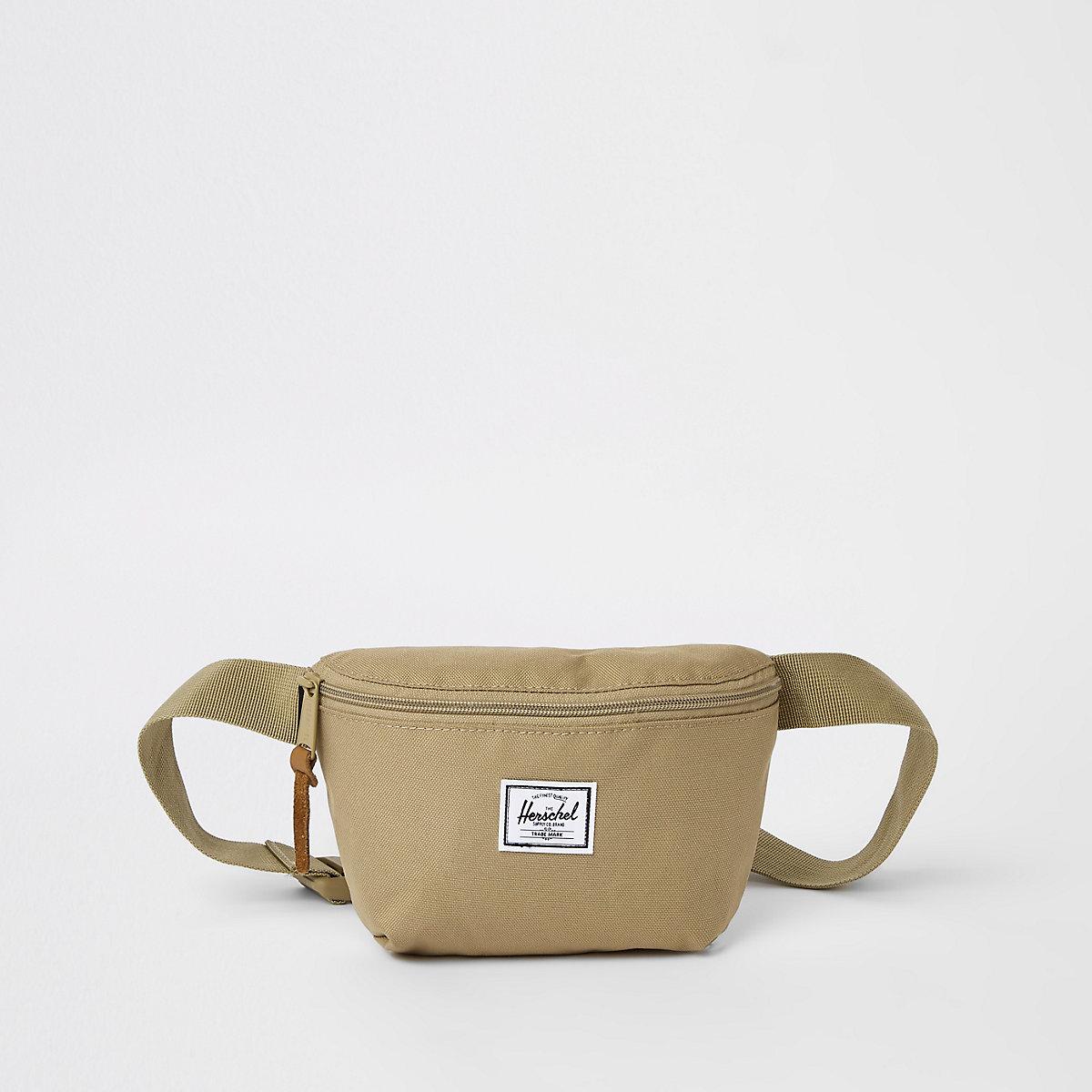 Herschel grey Fourteen cross body bag