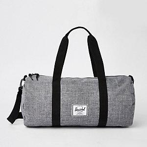 Herschel grey Sutton Mid-volume holdall bag