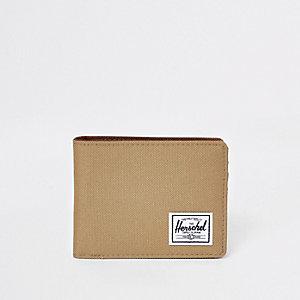 Herschel - Roy - Kiezelkleurige portemonnee