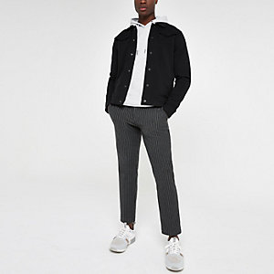 Jack and Jones - Zwart truckerjack